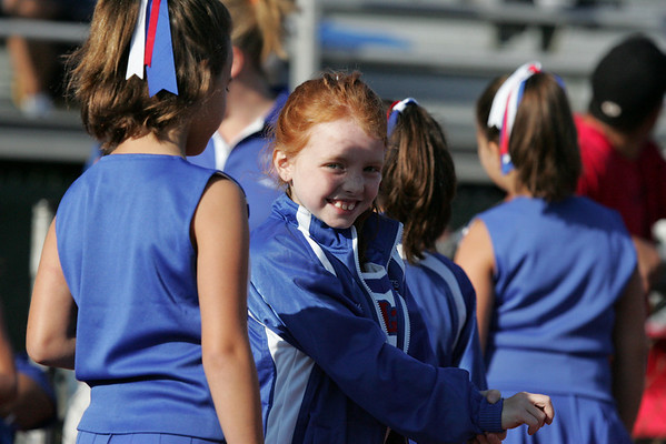 Cheerleading at the games