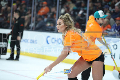 NHL 2019: Avalanche vs Ducks MAR 03