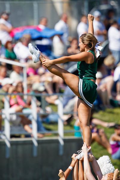 Cheerleading, Outdoors '09