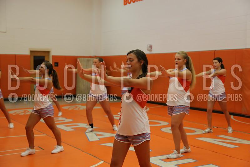 Freshman Cheer Practice 9-20_Michael0062