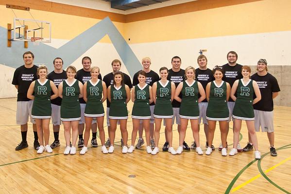 Cheerleading, Indoors '09
