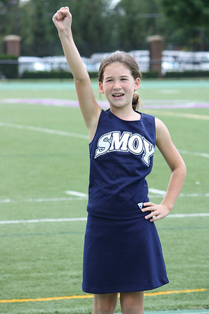 Cheerleading SMOY vs. St Johns