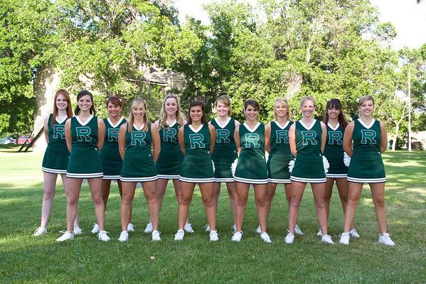 Cheerleading, Team Photos '08-'09