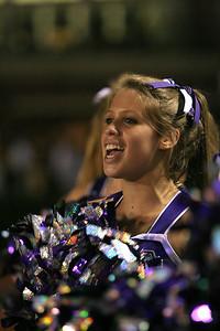 Darlington Cheerleaders at Homecoming