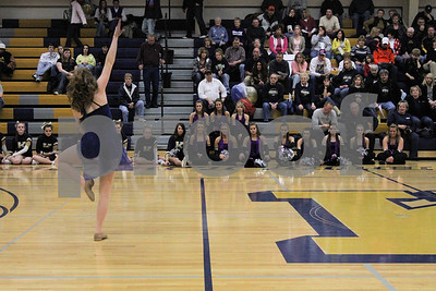 KHS Dance teams 2/12/10