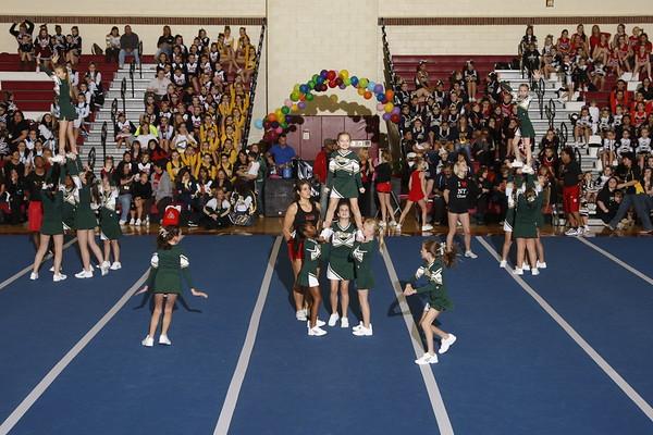 NY Cheer 2009 Longwood