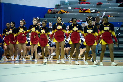 Regional Cheerleading Competition @ Leonardtown 11/05/08