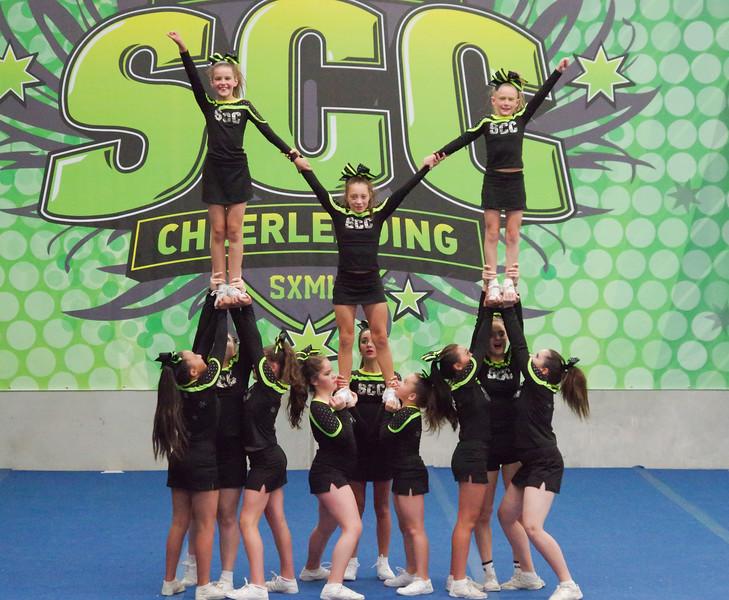 SCC Starburst