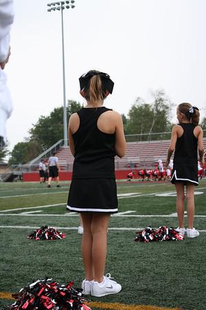 Sydney 3rd Grade Cheerleading