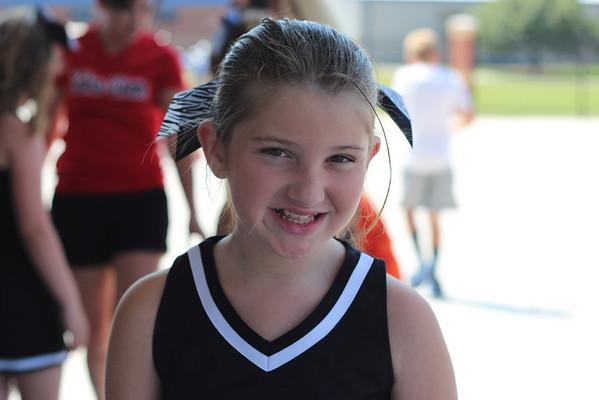 Sydney 4th Grade Cheer