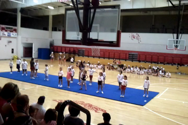 Sydney Cheerleading