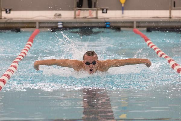 12-08-17 Boys Swim CV vs SV