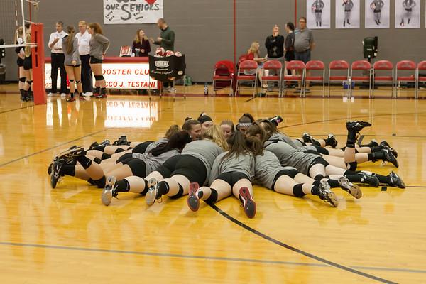 10-17-17 Volleyball CV vs Windsor