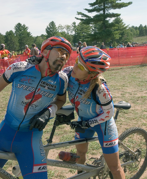 2007 Chequamegon Fat Tire Festival, Hayward to Cable, WI