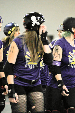 Cherry City Derby Girls