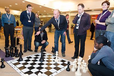 2011 London Chess Classic Junior Events