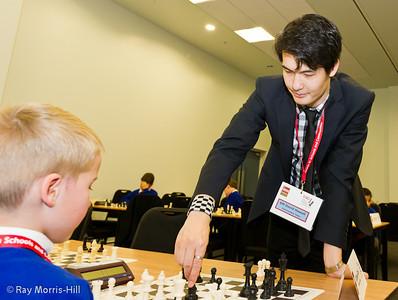 2012 London Chess Classic Junior Events