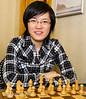 Round 4 - Hou Yifan (CHI)