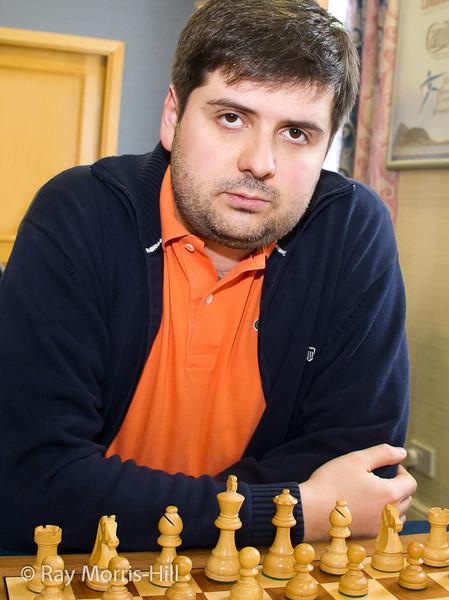 Round 5 - Peter Svidler (RUS)