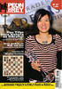 Hou Yifan on the front cover of Peon de Rey