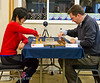 2nd Play-off game - Hou Yifan (CHN) vs Nigel Short (ENG)