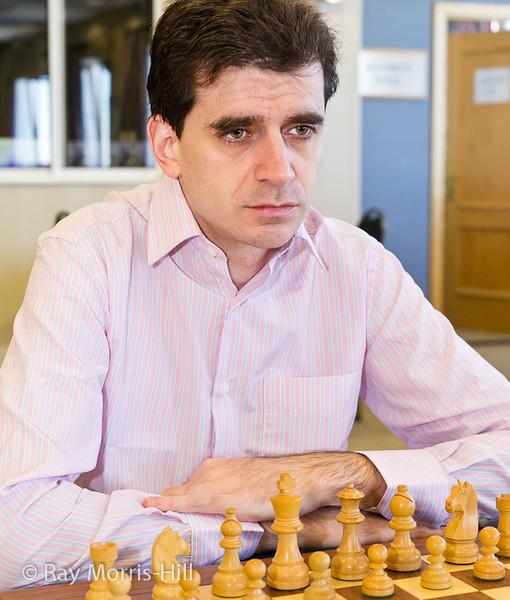 Round 8 - Salvador G Del Rio De Angelis  (ESP)