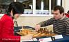 Round 10 - Hou Yifan (CHN) vs Shakhriyar Mamedyarov (AZE)