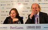 Judit Polgar and Stuart Conquest