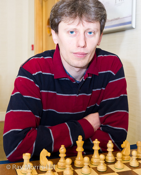 Round 9 - Zoltan Almasi (HUN)