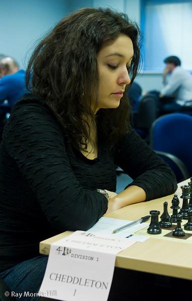Fiona Steil-Antoni, Cheddleton 1