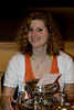 "Jovanka Houska, 2009 British Women's Champion.   Photo was published in the September 2009 issue of ""Chess Monthly""."