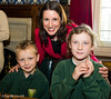 8753 - Rachel Reeves MP with children from Valley View Primary School, Leeds