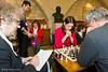 8793 - Jon Speelman keeps score while Rachel Reeves MP plays Stephen Moss