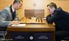 Round 1: Veselin Topalov vs Alexander Grischuk
