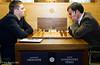 Round 2: Alexander Grischuk vs Leinier Dominguez Perez