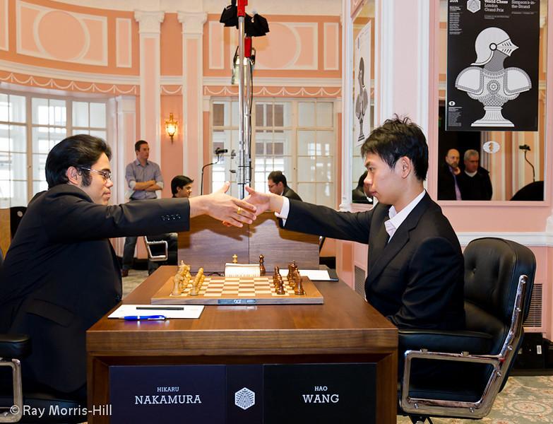 Round 6: Hikaru Nakamura vs Wang Hao