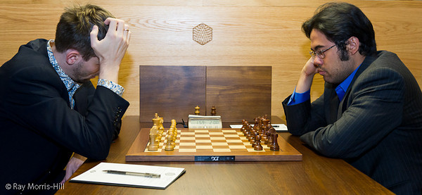 Round 11: Alexander Grischuk vs Hikaru Nakamura