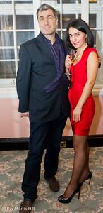 Vassily Ivanchuk and Meri Grigoryan