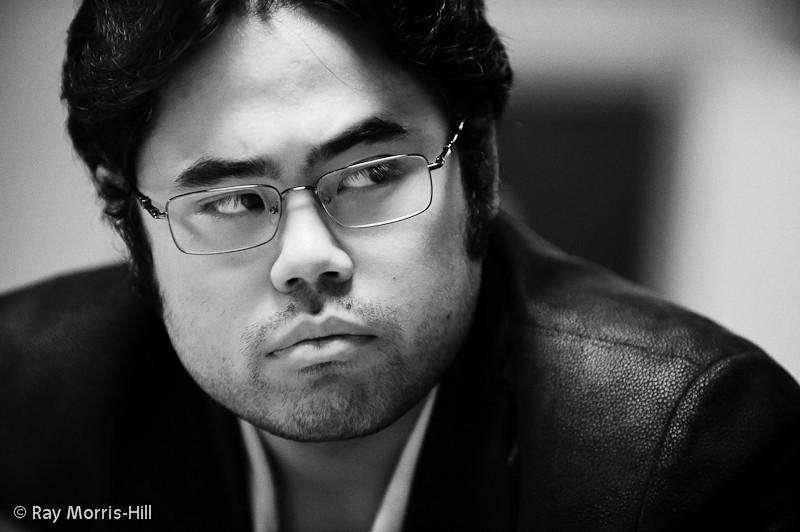 Round 9: Hikaru Nakamura.   1 October 2012