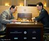 Round 1: Rustam Kasimdzhanov vs Peter Leko