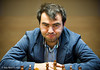 Shakhriyar Mamedyarov leads at the start of Round 10, 2 October 2012