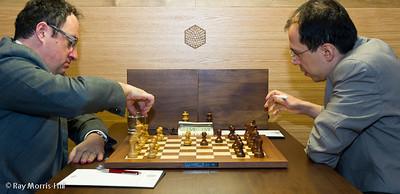 Round 11: Boris Gelfand vs Rustam Kasimdzhanov