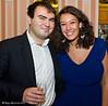 Shakhriyar Mamedyarov and Fiona Steil-Antoni