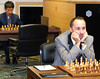 Veselin Topalov, Wang Hao in the background