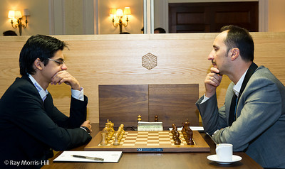 Round 11: Anish Giri vs Veselin Topalov