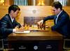 Round 9: Wang Hao vs Peter Leko
