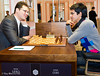 Round 6: Peter Leko vs Anish Giri