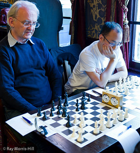 Peter Sowray and Karl Mah