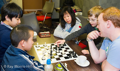 Junior 4NCL Weekend 3-4 March 2012