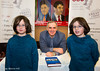 Garry Kasparov and the twins